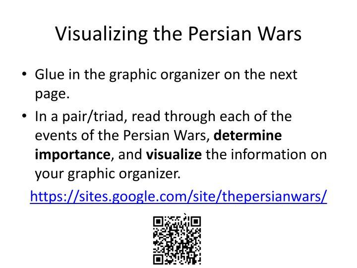 Visualizing the Persian Wars