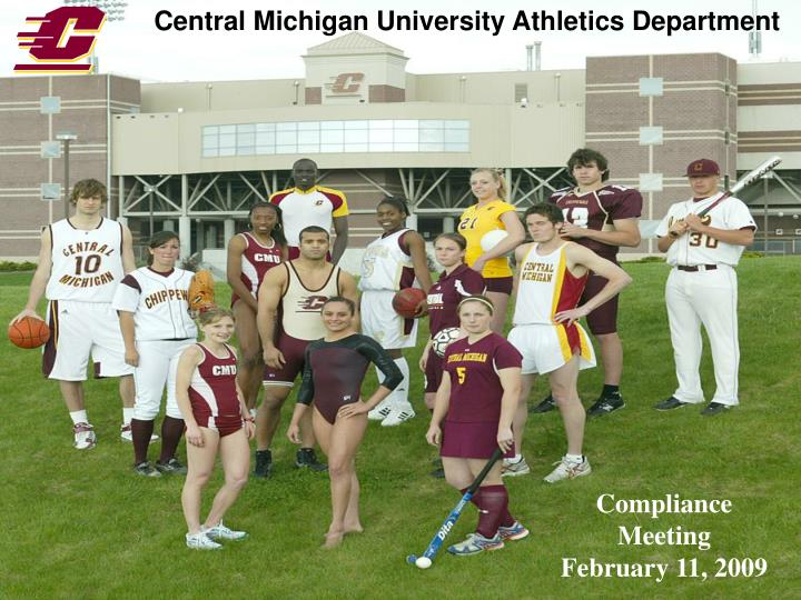 central michigan university athletics department n.
