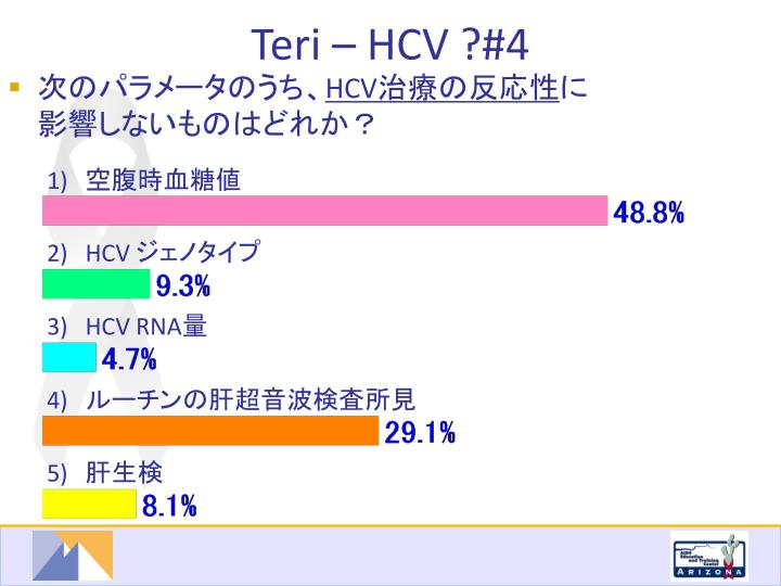 Teri – HCV ?#4