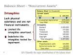 balance sheet noncurrent assets6