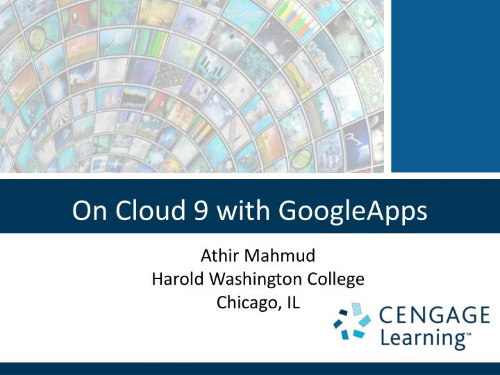 on cloud 9 with googleapps n.
