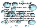laws and regulation4