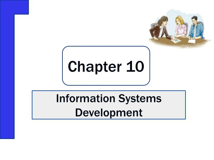 information systems development n.