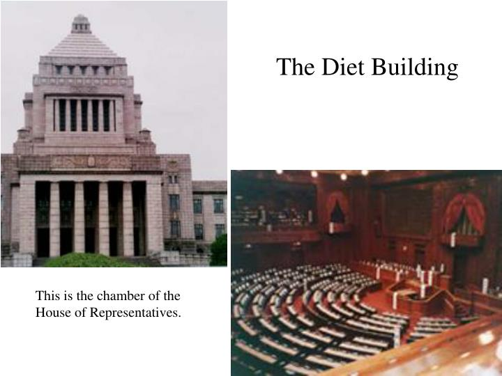 The Diet Building