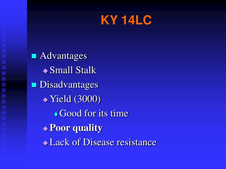 KY 14LC