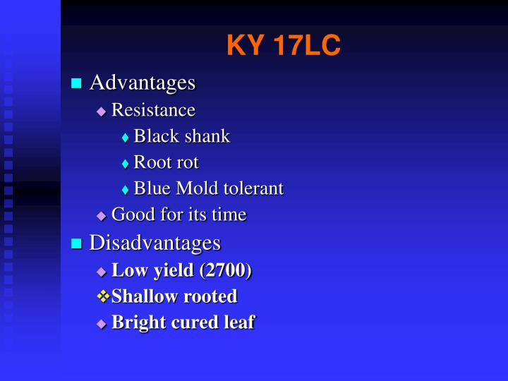 KY 17LC