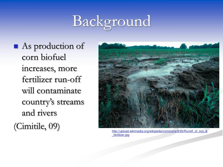 Algae For Wastewater Treatment PowerPoint