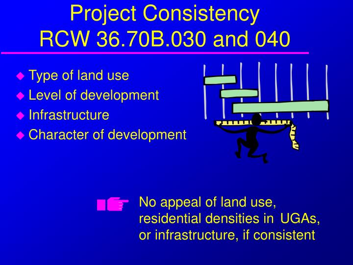 Project Consistency