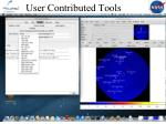 user contributed tools
