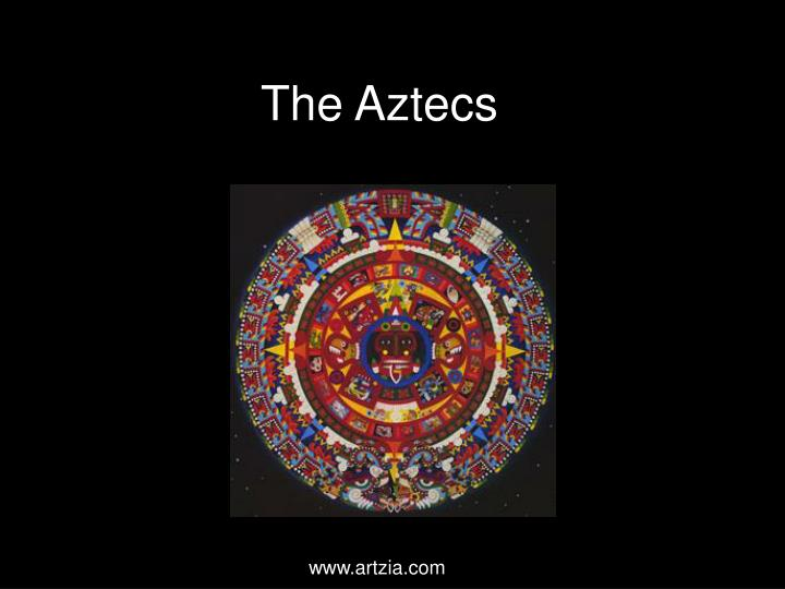 the aztecs n.