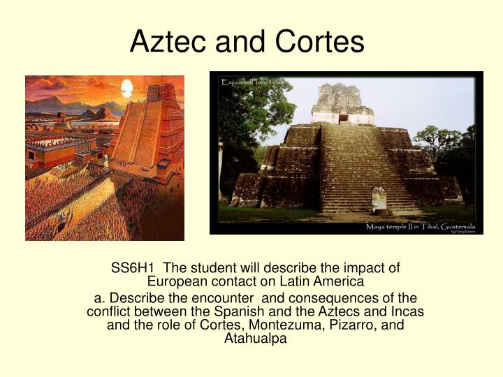 aztec and cortes n.