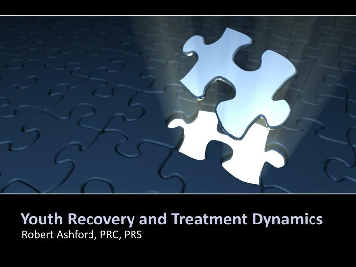 youth recovery and treatment dynamics n.