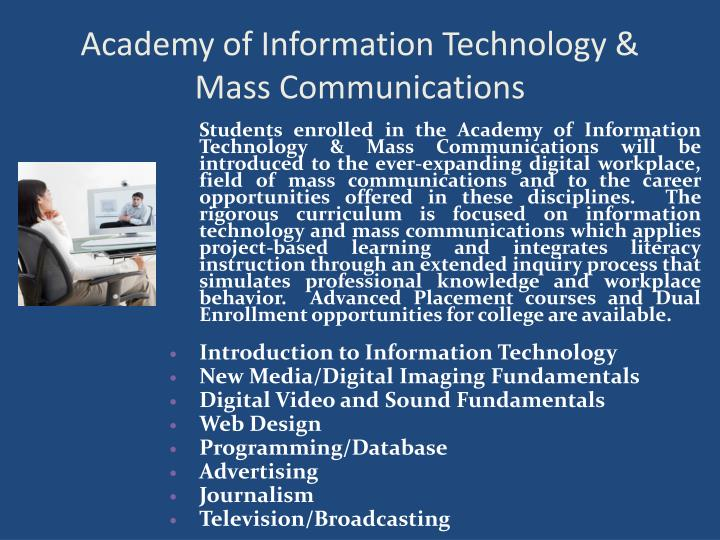 Academy of Information Technology &