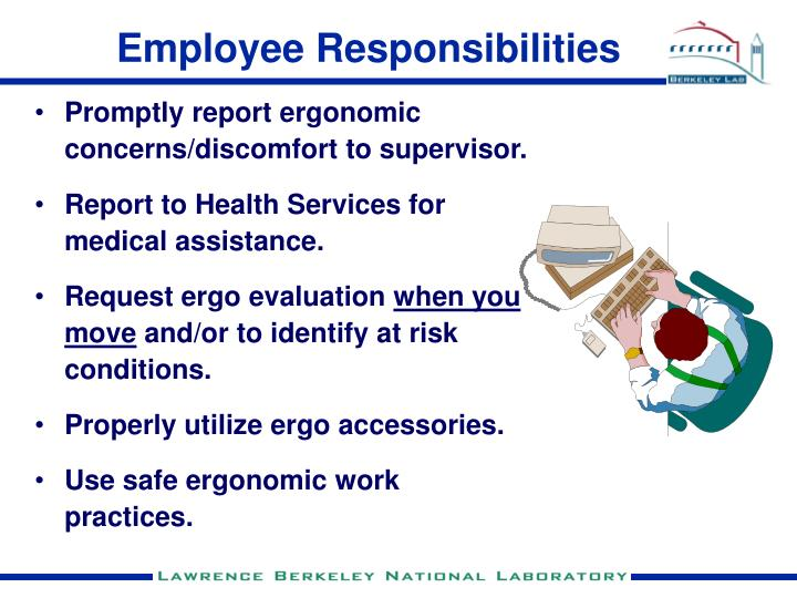 nvq3 employment responsibilities Train managers, supervisors and employees on its contents, enforce it, and hold them accountable promote an inclusive culture in the workplace by fostering an environment of professionalism and.