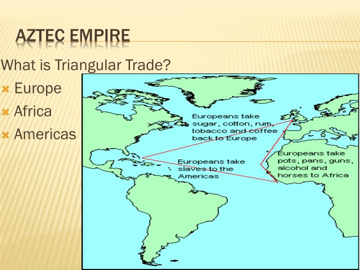 aztec empire trade