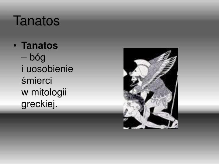 Tanatos