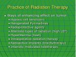 practice of radiation therapy2