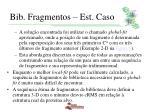 bib fragmentos est caso10