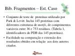 bib fragmentos est caso11