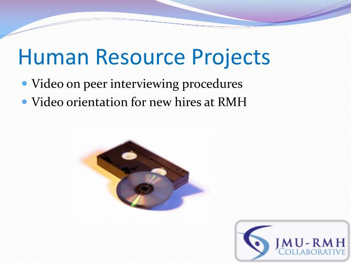 Human Resource Projects