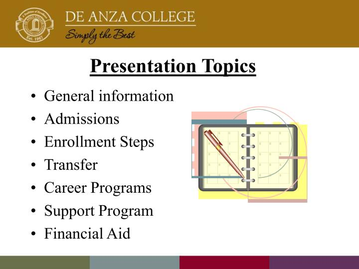 good topic for presentation in college