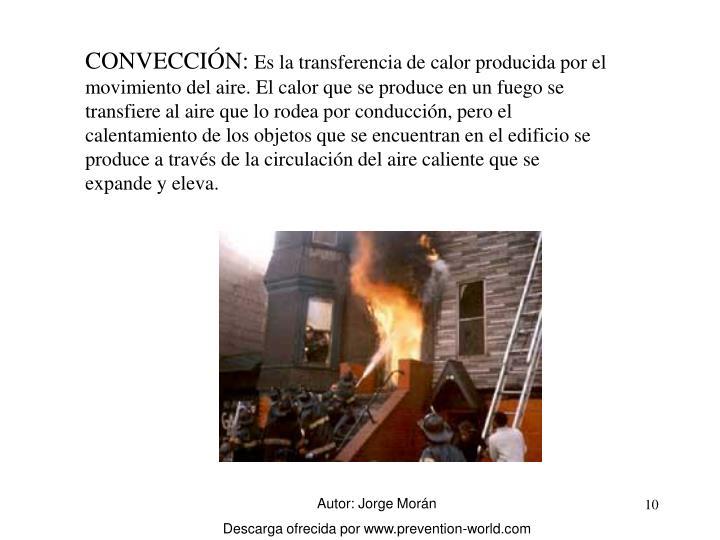 CONVECCIÓN: