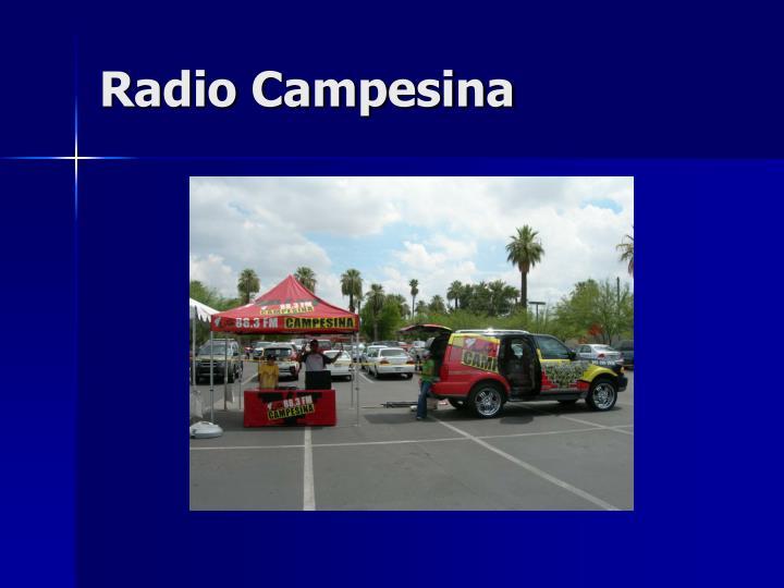 Radio Campesina