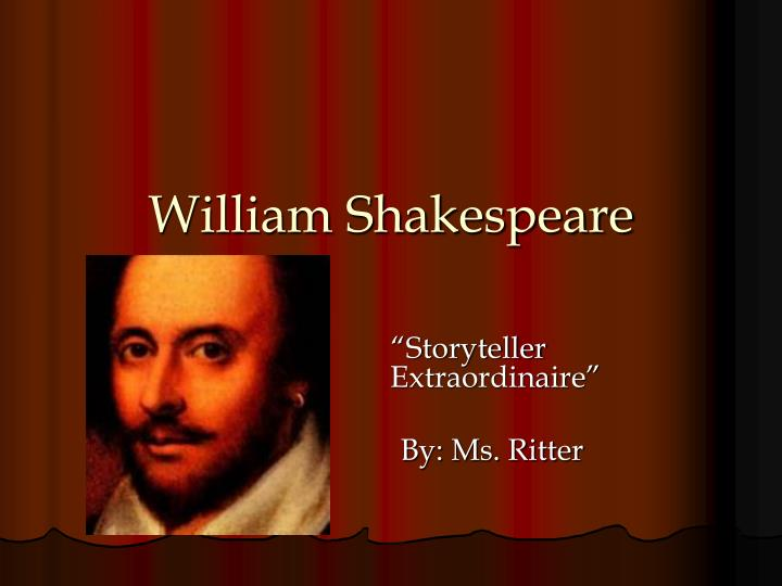 shakespeares use of the renaissance idea of Online study guide for othello: a level, contexts & interpretations shakespeare's drama and the renaissance.