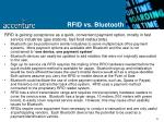 rfid vs bluetooth
