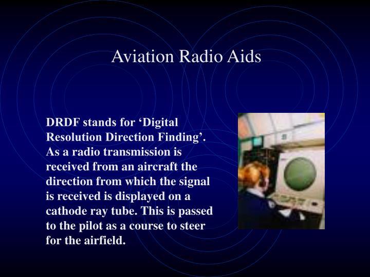 Aviation Radio Aids