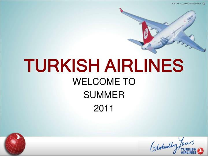 Ppt Turkish Airlines Powerpoint Presentation Id 5329038