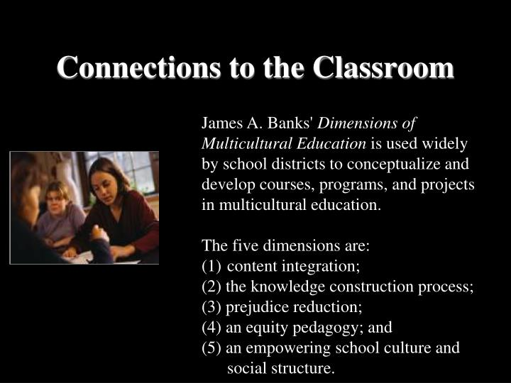 banks 5 dimensions of multicultural education