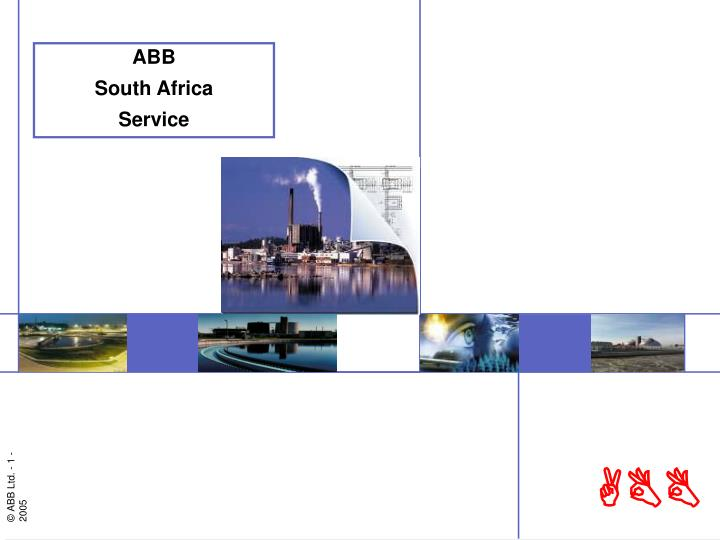 abb south africa service n.