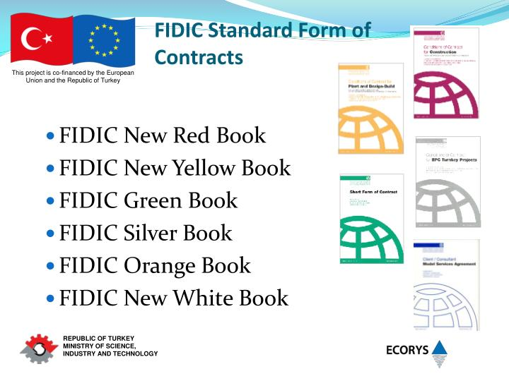 FIDIC New Red Book