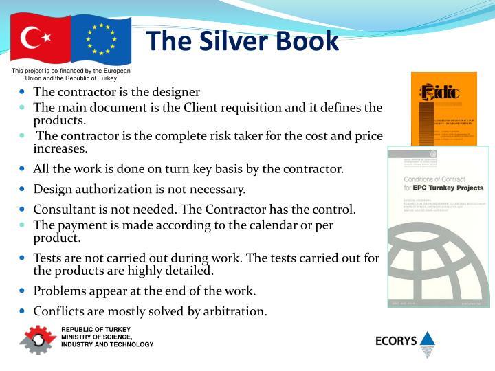 The Silver Book