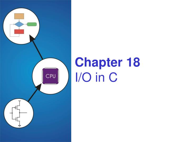 chapter 18 i o in c n.