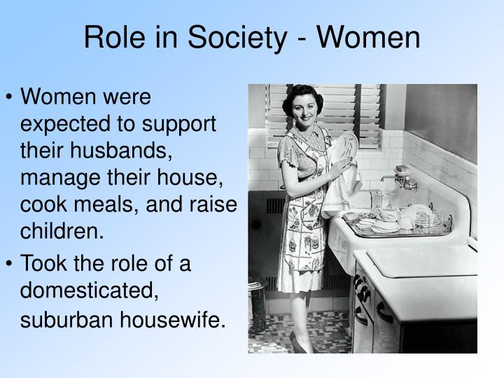 womans role in society So much has changed regarding the role of women in politics and in society, changes that can be tracked through the lens of public opinion surveys, which for over three-quarters of a century.