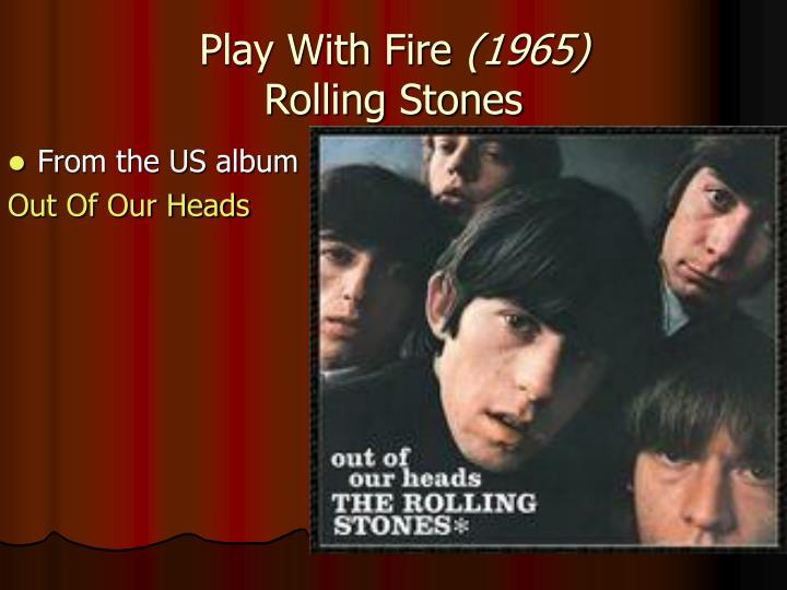 play with fire 1965 rolling stones n.