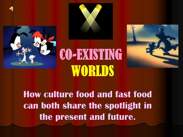 co existing worlds n.