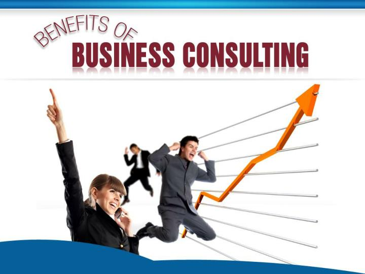 benefits of business consulting n.