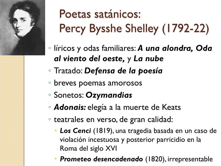 a view on percy bysshe shellys poem ozymandias Biography percy bysshe shelley was born 4 august 1792 at field place, near horsham, sussex, england the eldest son of timothy and elizabeth shelley, he stood in line to inherit his grandfather's considerable estate and a seat in parilament.