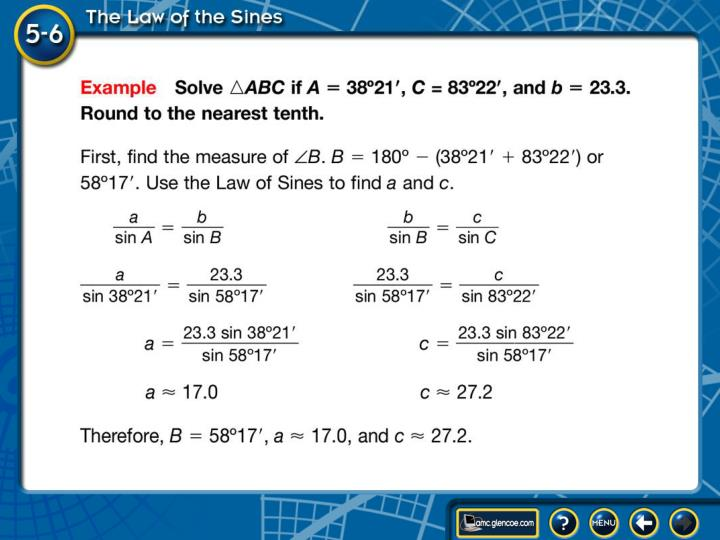Lesson Overview 5-6B