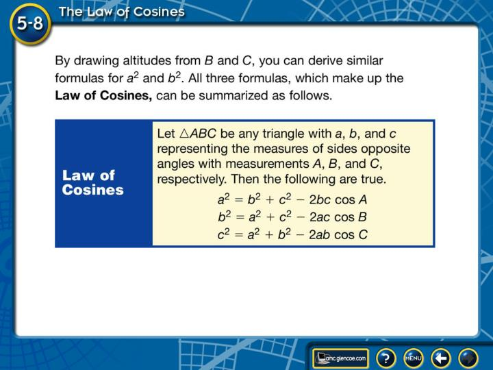 Lesson Overview 5-8B