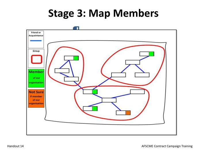 Stage 3: Map Members
