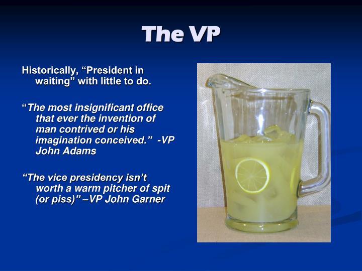 The VP