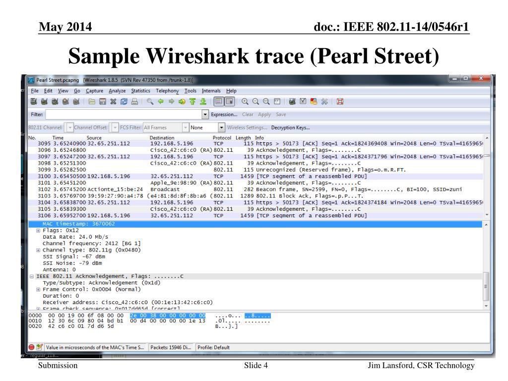 PPT - IEEE 802 11ax High Efficiency WLAN Packet measurements around