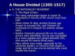 a house divided 1305 151718