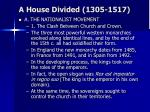 a house divided 1305 15172