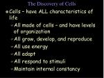 the discovery of cells2
