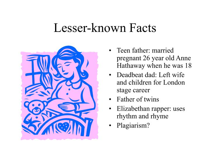 Lesser known facts